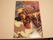 Buy Batman Sword of Azrael Book One No 1 Oct 92