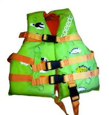 Buy SPEEDO Flotation Aid Type III PFD Child 30-50 lbs Ski Vest Life Jacket 1702