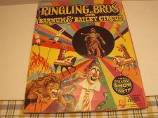 Buy Ringling Bros and Barnum Bailey Circus Program 1974 - 103rd Souvenir Progam