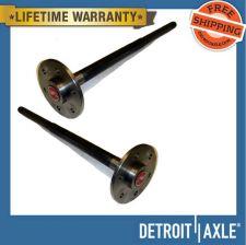 Buy 2 NEW 02-05 GMC/Buick/Isuzu/Oldsmobile Rear Axle Shafts-31 1/2''-33 3/8''-6 Lugs
