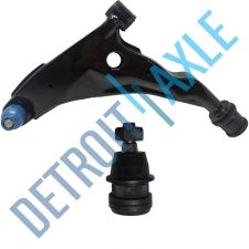 Buy NEW Front Lower Control Arm and Ball Joint Assembly + Front Upper Ball Joint