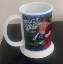 Buy WWF/WWE masked Kane Wrestling Mug rare Cup ECW WCW
