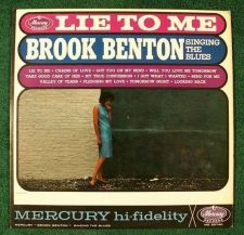 "Buy BROOK BENTON Singing The Blues "" Lie To Me "" 1962 R&B LP"