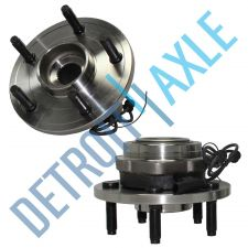 Buy NEW Pair of 2 Front Wheel Hub and Bearing Assembly 4WD - RWD - ABS