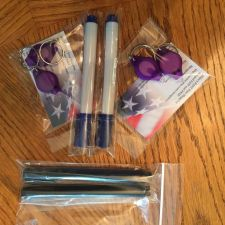 Buy 3x UV Black Light LED Money Detector and counterfeit Money PEN tester 6 Items!!