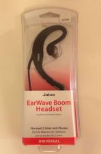 Buy Univeral Jabra Earwave Boom Headset, Hands Free Option