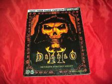 Buy DIABLO II OFFICIAL ULTIMATE STRATEGY BRADY GAME GUIDE PC VERY GOOD CONDITION