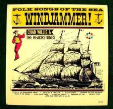 Buy WINDJAMMER! Folk Songs of the Sea ~ Chad Willis & The Beachstones Hi-Fi LP