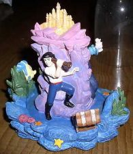 Buy Disney Little Mermaid Prince Eric Sea Queen Urusula Flounder Sabastian Figurine