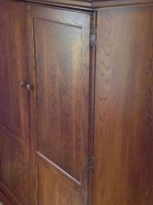 Buy Solid Wood Office Armoire