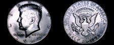 Buy 1968-D Silver Kennedy Half 1/2 Dollar