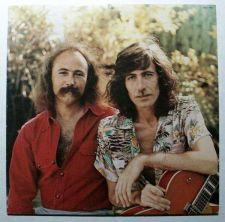 "Buy DAVID CROSBY / GRAHAM NASH "" Wind On The Water "" 1975 Rock LP"