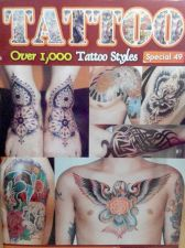 Buy TATTOO GALLERY COLLECTIBLE GUIDE LIFESTYLE BODY ART MAGAZINE VOL#49