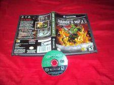 Buy ARMY MEN SARGE'S WAR GameCube & Wii DISC ART & CASE VERY GOOD SHIP SAME DAY/NEXT