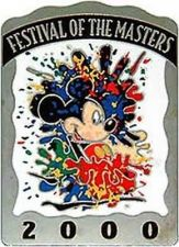 Buy Disney Splotchy Mickey Mouse Festival of the Masters pin/pins