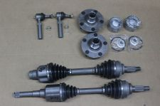 Buy 05-08 Escape, Tribute - 2 Axles, Hub Bearings, Outer Tie Rods Left Right Manual