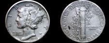Buy 1943-D Mercury Dime Silver