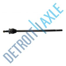 Buy Complete Front Passenger Side CV Axle Shaft - 4WD w/ Quadra Drive - Made in USA