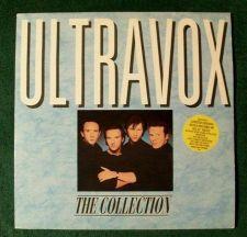 "Buy ULTRAVOX "" The Collection "" 1981 Synth-Pop LP Plus Bonus Record"