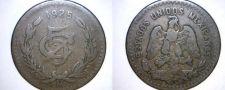 Buy 1925 Mexican 5 Centavo World Coin - Mexico