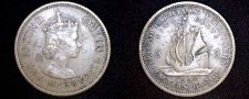 Buy 1964 East Caribbean States 5 Cent World Coin