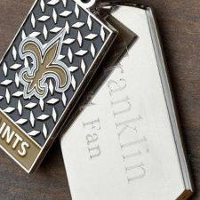 Buy NFL Corded Necklace - Available in All 32 Teams - Free Engraving