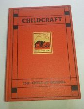 Buy CHILDCRAFT Series RARE 2nd Ed 1937 Vol.5 THE CHILD AT SCHOOL Illustrated hardcvr