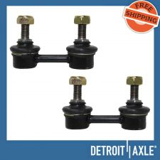 Buy Pair: New FRONT Driver and Passenger Stabilizer Sway Bar Links