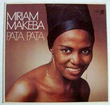 """Buy MIRIAM MAKEBA ~ """" Miriam Makeba / Pata Pata """" 1967 Pop LP"""