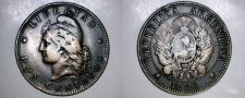Buy 1890 Argentina 2 Centavo World Coin