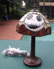 Buy Disney Nightmare Before Christmas - Jack - Tiffany Style - Lamp