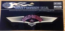 "Buy Authentic Harley-Davidson Star & USA Decal 10"" NEW - Made In USA- Officially Lic"
