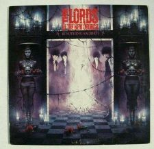 Buy LORDS OF THE NEW CHURCH Is Nothing Sacred? 1983 Goth Rock / Punk LP