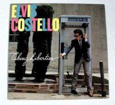 Buy ELVIS COSTELLO Taking Liberties 1980 New Wave / Punk Rock LP