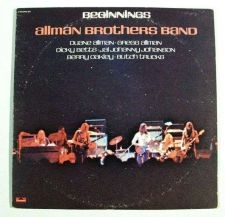 Buy The ALLMAN BROTHERS BAND ~ Beginnings 1973 Double Rock LP