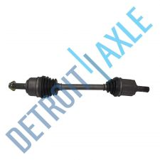 Buy Complete Front Passenger Side CV Axle Drive Shaft - w/o ABS - USA Made