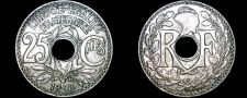 Buy 1918 French 25 Centimes World Coin - France