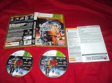 Buy BATLEFIELD 3 PREMIUM EDITION Xbox 360 DISCS INSERTS ART & CASE NEAR MINT