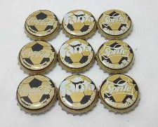 Buy COCA COLA COKE BOTTLE CAP FOOTBALL SPRITE FANTA FIFA WORLD CUP 2014 X 9 CAPS