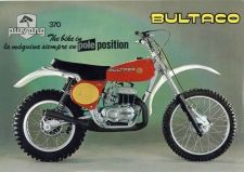 Buy BULTACO PURSANG OWNERS & OPERATIONS MOTORCYCLE MANUAL 250 370