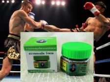 Buy Green Balm Herbal Natural Organic Muay Thai Pain Relief Inhale Tiger WangProm