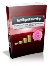 Buy Intelligent Investing Ebook + 10 Free eBooks With Resell rights ( PDF )