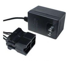 Buy 12v Power Wheels black 12 volt BATTERY CHARGER adapter cord plug electric jeep