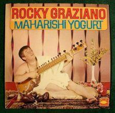 Buy ROCKY GRAZIANO ~ Maharishi Yogurt 1963 Comedy LP