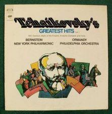Buy TCHAIKOVSKY ~ Greatest Hits Bernstein / Ormandy Classical LP