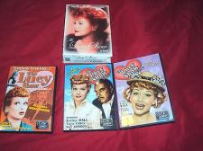 Buy THE LUCY SHOW I LOVE LUCY DVD 3 PACK 6 HOURS 12 EPISODES DISCS CASES & BOX NRMNT