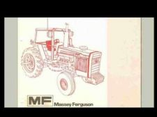 Buy MASSEY FERGUSON MF 2745 MF2745 TRACTOR PARTS MANUAL