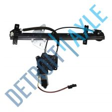 Buy New FRONT Driver Power Window Regulator Assembly - w/ Motor