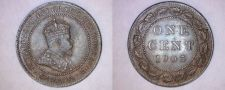 Buy 1903 Canada 1 Large Cent World Coin - Canada