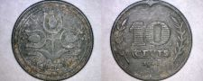 Buy 1941 Netherlands 10 Cent World Coin